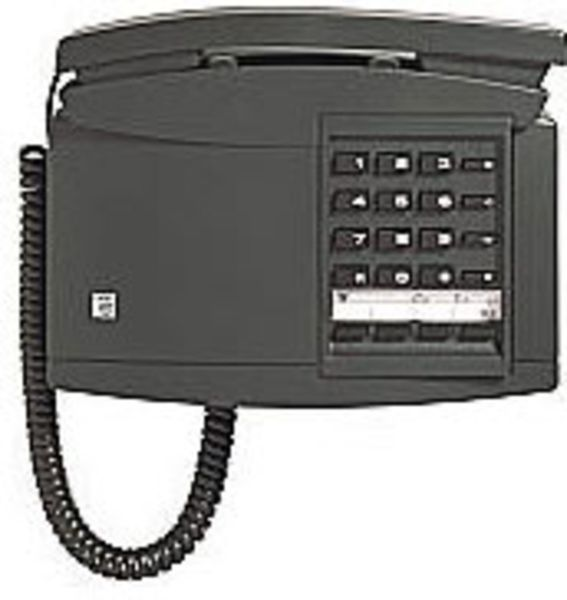 Wandtelefon FMN B122plus schwarzgrau