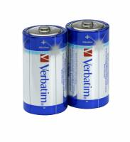 Verbatim C-Alkalibatterien