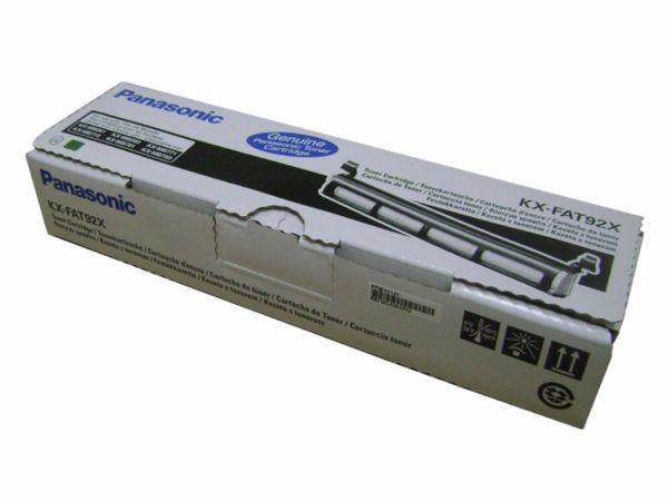Panasonic KX-FAT92X Toner Schwarz (ca. 2.000 Seiten)