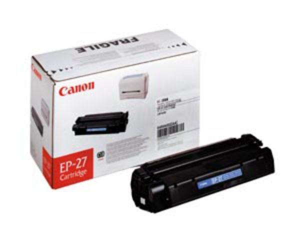 Canon Toner EP-27 schwarz (ca. 2500 Seiten)