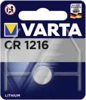 """100x1 Varta electronic CR 1216"""