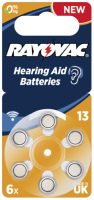 Rayovac Acoustic Special 13 6er