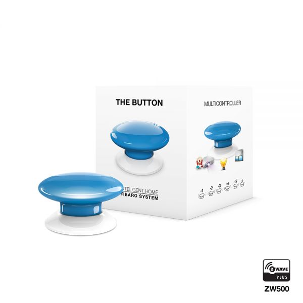 FIBARO The Button blau