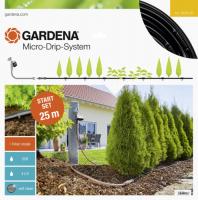 Gardena Micro-Drip-System Start Set Pflanzreihen M autom.